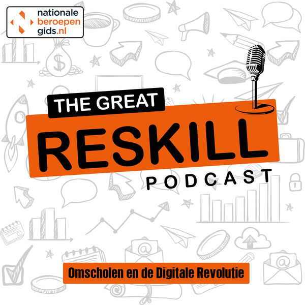 Omscholen Podcast - The Great Reskill
